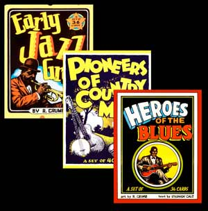 All Three Sets Blues, Jazz & Country