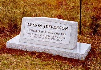Blind Lemon Jefferson Bio & Recordings