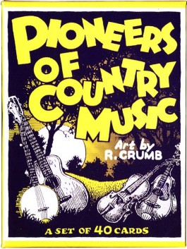 Pioneers of Country Music Card Set